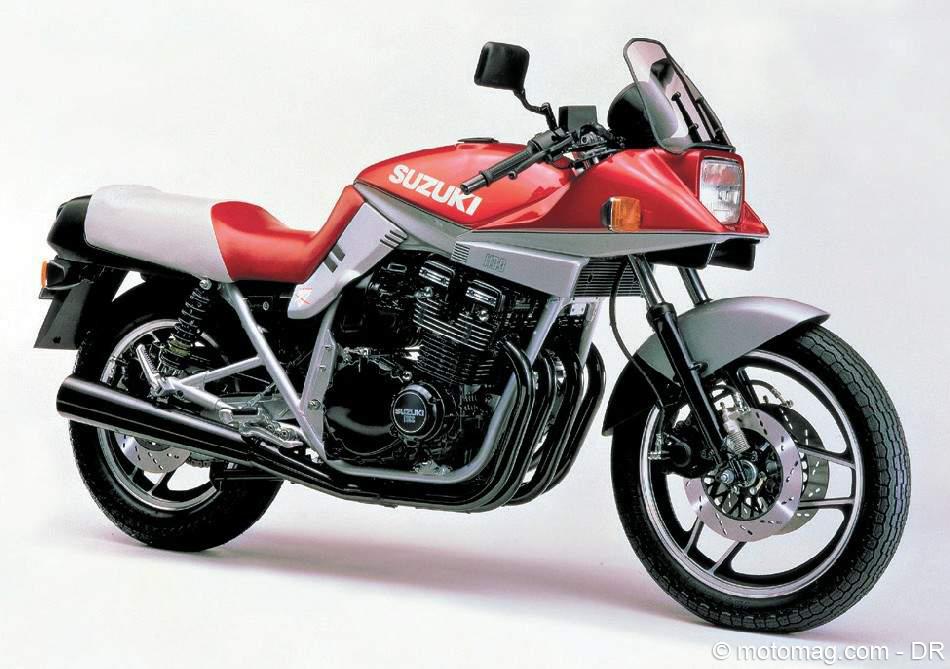 Suzuki France, partenaire du Salon Moto Légende 2019