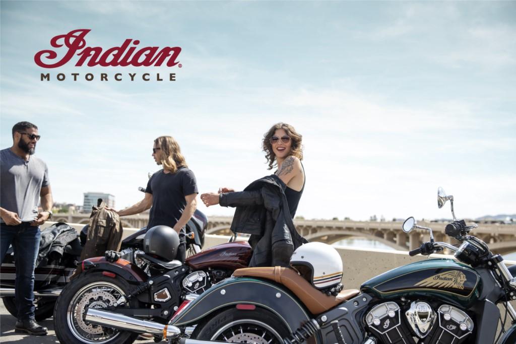 GRAND JEU-CONCOURS organisé par Indian Motorcycle