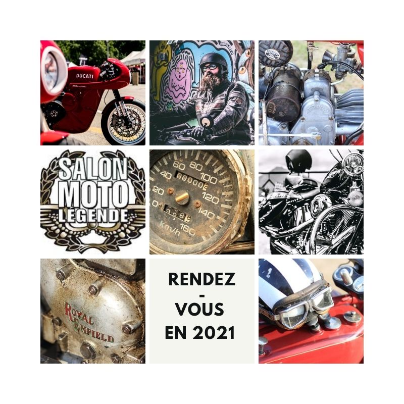 Salon Moto Légende : save the date !